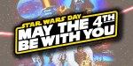Star Wars Day: festa in tutto il mondo per il May the 4th
