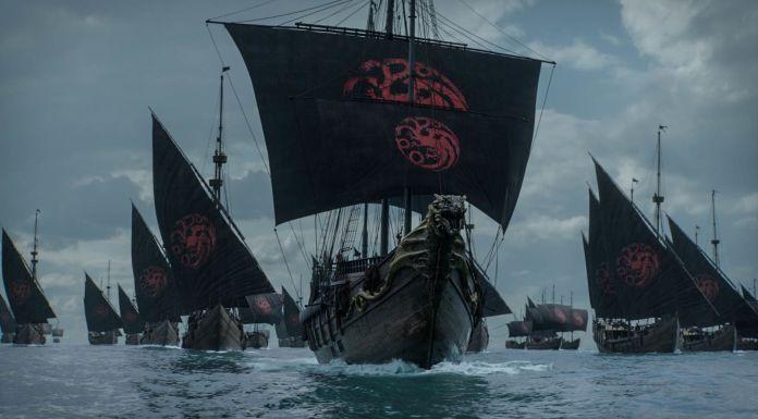 Game of Thrones 8x04 - Le Navi Targaryen