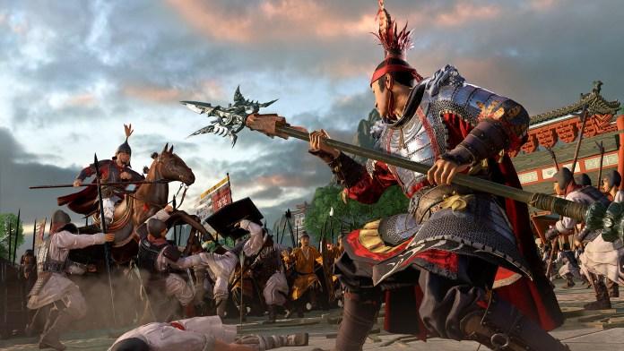 Total War: Three Kingdoms Gioco uscita Maggio