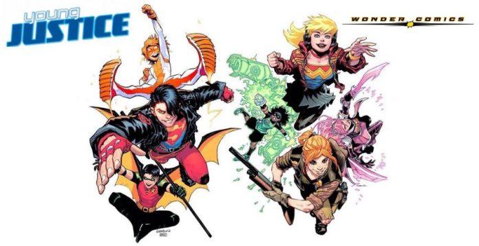 rw edizioni dc comics