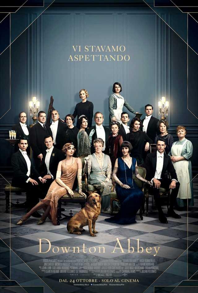Downton abbery film serie tv amazon trailer ufficiale focus features