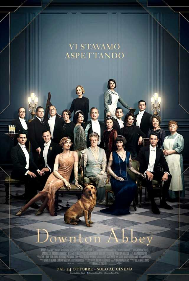 Downton abbery film serie tv amazon trailer ufficiale focus features