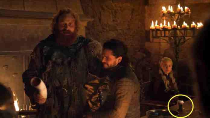 Game of Thrones: Daenerys Starbucks (Credits: HBO)