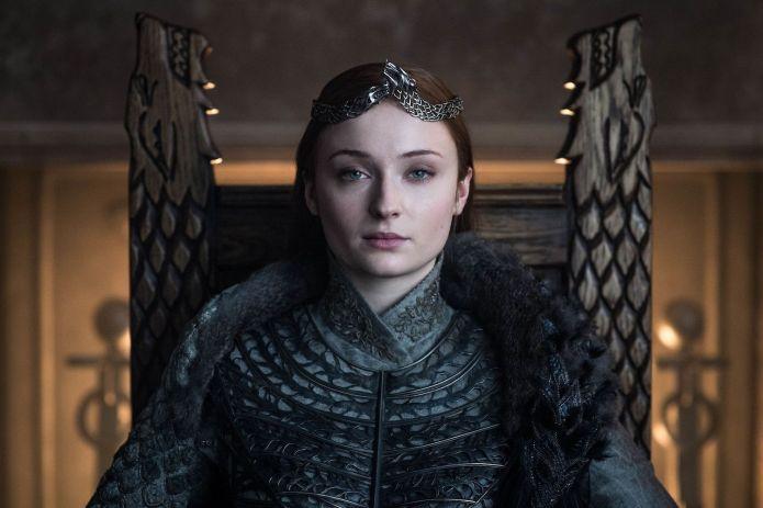 8x06 immagini, Sansa Stark - La Regina del Nord