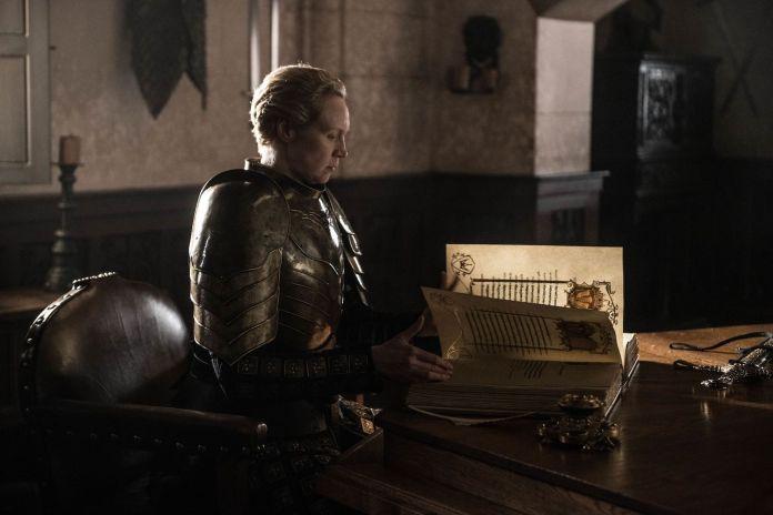 Game of Thrones (Il Trono di Spade) 8x06: le immagini ufficiali dell'episodio finale - Brienne of Tarth