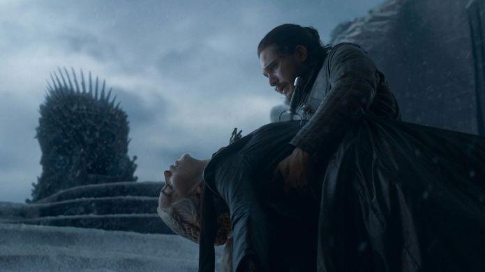 Game of Thrones Jon ha ucciso Daenerys - Trono di Spade 8x06