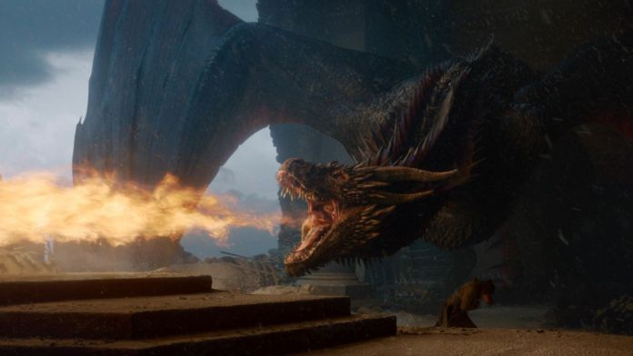 Game of Thrones La rabbia di Drogon