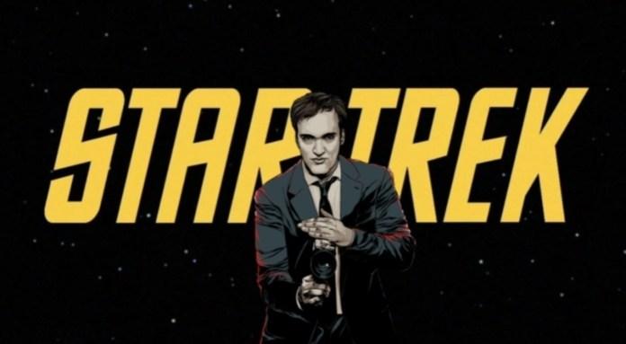 Star Trek - Quentin Tarantino film - Paramount Pictures