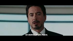 """Avengers: Endgame, """"La fine è parte del viaggio: Iron Man"""""""