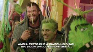 """Avengers: Endgame, """"La fine è parte del viaggio: Thor"""""""