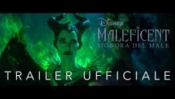 Maleficent: Signora del Male - ecco il trailer del live-action