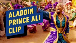 """Aladdin: Will Smith canta """"Principe Alì"""" in una nuova clip"""