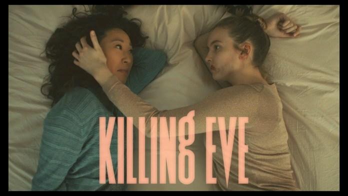 Killing Eve, Sandra Oh, Jodie Comer