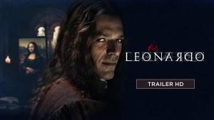 Io, Leonardo, primo teaser trailer del film su Leonardo da Vinci