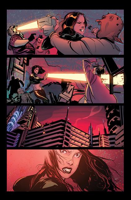 Settembre sarà il mese dei ritorni, infatti oltre alla JSA, con Millennium DC Comics aprirà le porte a una serie regolare della Legione dei Super-Eroi scritta da Bendis.
