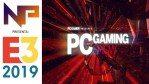 E3 2019 - Conferenza PC Gaming Show - Diretta Live con NerdPool