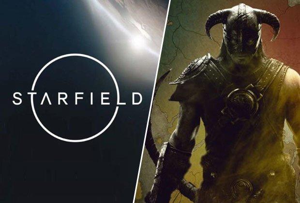 Bethesda E3 2019 2020 Elderd Scrolls VI Starfield