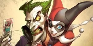 DC Comics annuncia Joker / Harley: Criminal Sanity