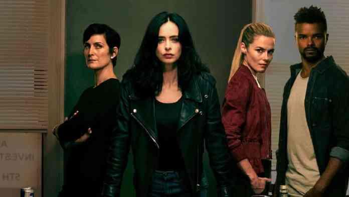 Jessica Jones 3 - Netflix - krysten ritter