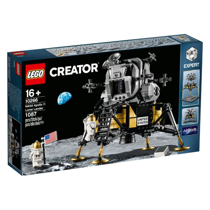 Lego Luna lander