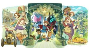 Ni No Kuni: in arrivo per PS4, Xbox, Pc e Switch