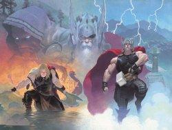Marvel: King Thor chiuderà il lungo ciclo di Jason Aaron