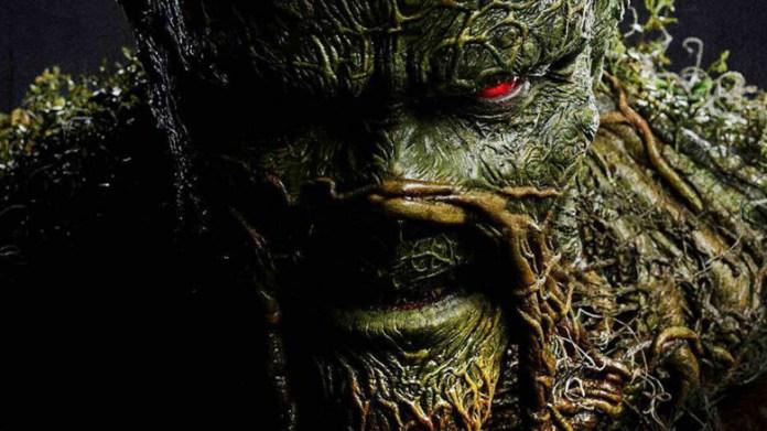 #saveswampthing dc universe swamp thing