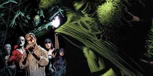 Swamp Thing: DC Universe aveva in programma tre stagioni e l'introduzione della Justice League Dark