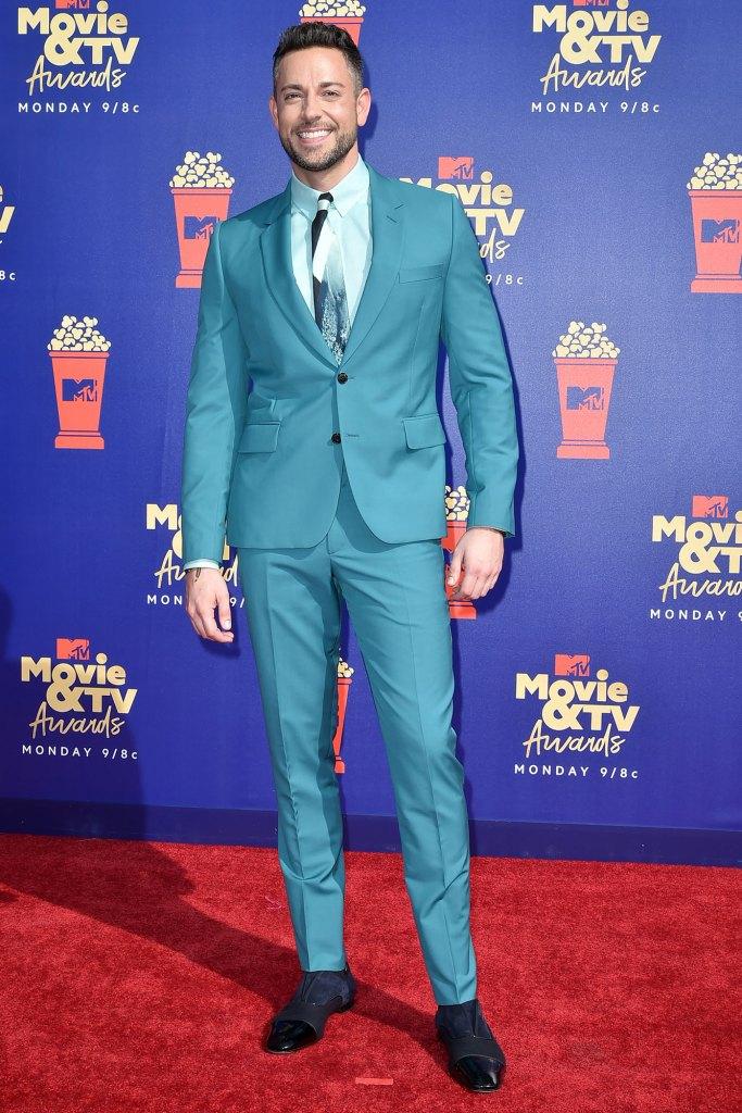 MTV Movie & TV Awards zachary levi avengers: endgame