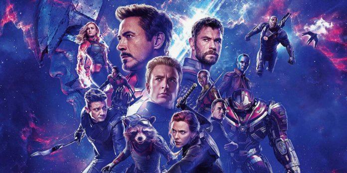 Avengers: endgame scena tagliata Tony Stark Marvel Studios