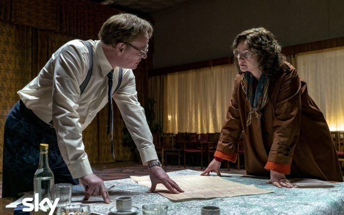 "Chernobyl 1x02: le foto tratte dall'episodio ""Please Remain Calm"""