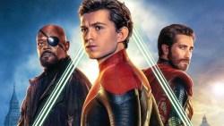 Spider-Man: Far From Home, Samuel L.Jackson e la gaffe del nuovo poster