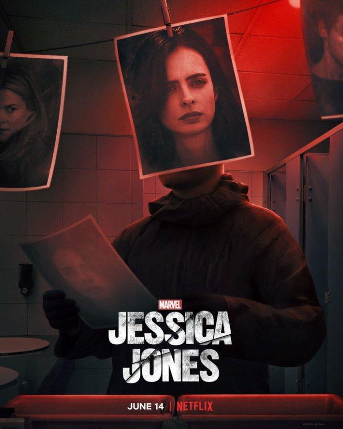 trailer della terza stagione di Jessica Jones netflix