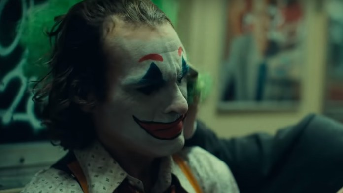 test screening di joker trama joaquin Phoenix