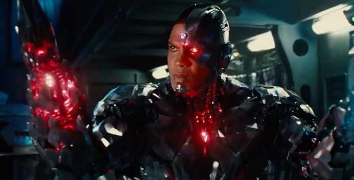 ray fisher cyborg victor stone justice league