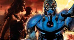 Justice League: Zack Snyder mostra Darkseid e la famiglia Stone