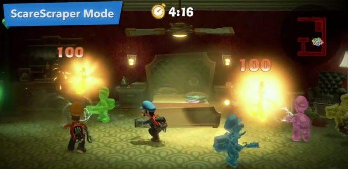 Luigi  Nintendo E3