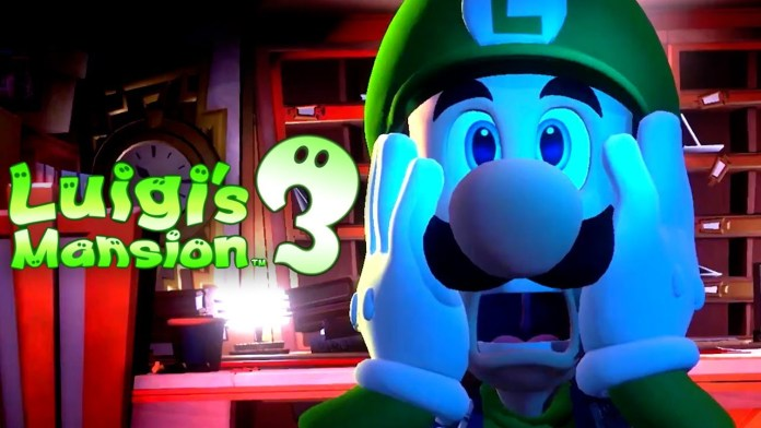 Nintendo E3 2019 Luigi's Mansion 3