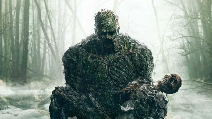 "1x01 ""Pilot"" di Swamp thing dc universe"
