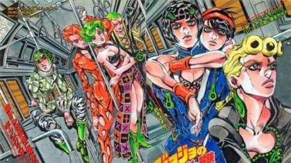 hirohiko araki edizioni star comics jojo lucca comics games