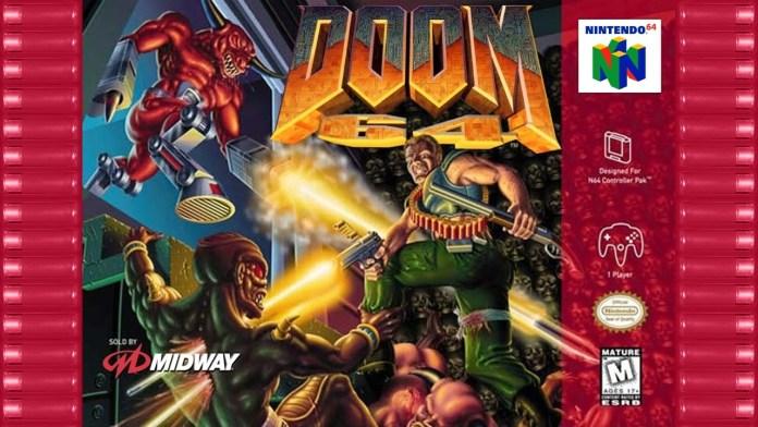 Doom 64 Bethesda
