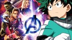 My Hero Academia dopo l'Easter Egg i fan chiedono se gli Avengers esistono nel Canon