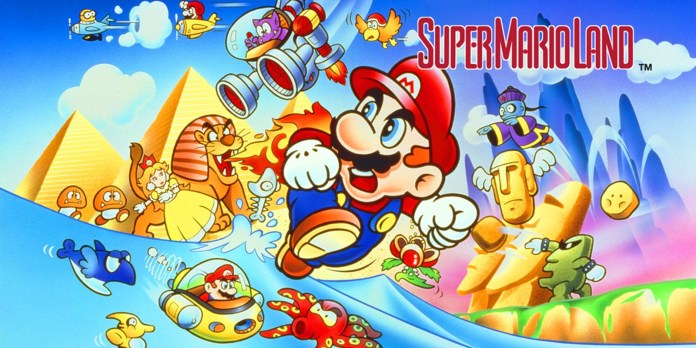 Super Mario Maker Power Up Super Mario Land Nintendo