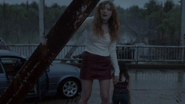 "1x05 swamp thing ""Drive All Night"" phantom stranger"
