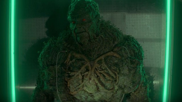 swamp thing the anatomy lesson dc universe blue devil