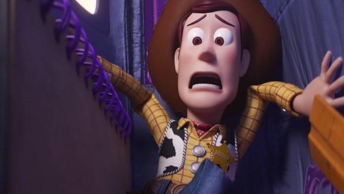 Woody Toy Story 4 Disney Pixar