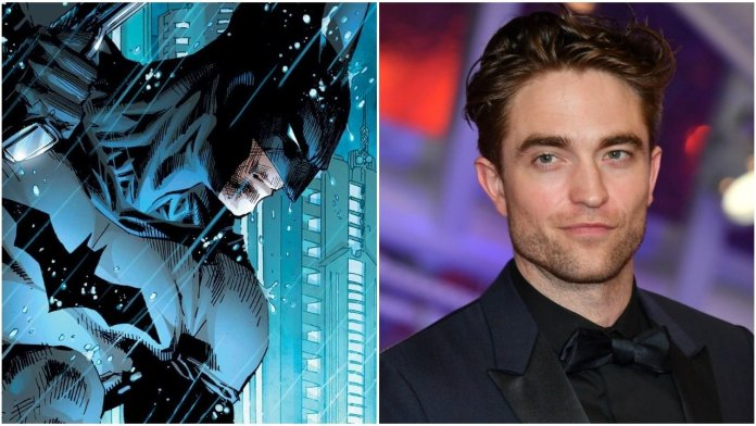 Robert Pattinson è Batman