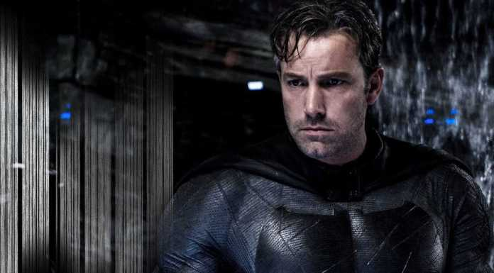 Batman: Ben Affleck