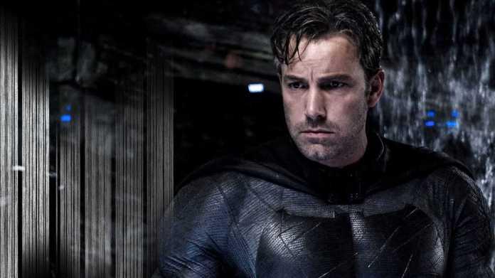 Batman: Ben Affleck