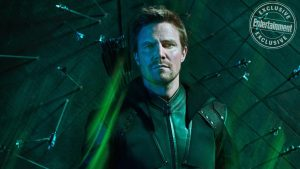 Arrow 8: Stephen Amell svela alcuni dettagli sul nuovo costume